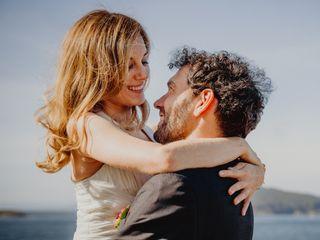 La boda de Franciska y Miguel