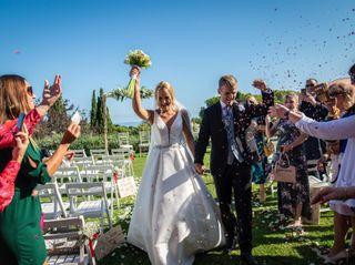 La boda de Maria y Sam