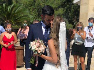 La boda de Marina  y Fran