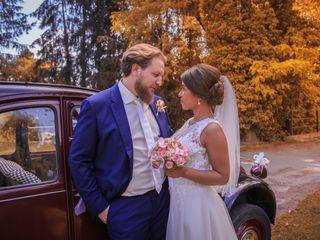 La boda de Lin y Adrien