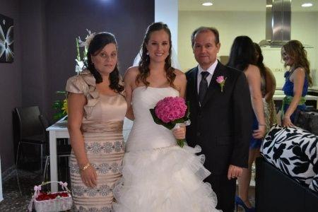 La boda de Amparo y Miguel en Paterna, Valencia 1