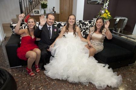 La boda de Amparo y Miguel en Paterna, Valencia 5