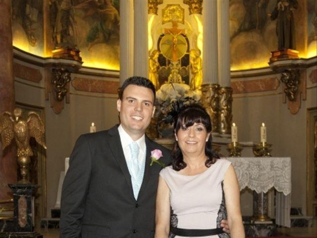 La boda de Amparo y Miguel en Paterna, Valencia 9