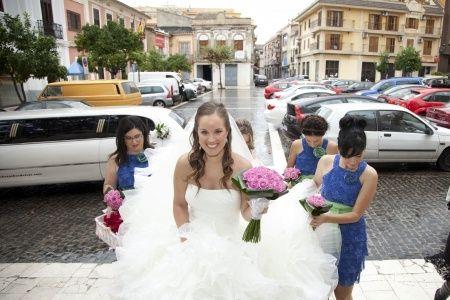 La boda de Amparo y Miguel en Paterna, Valencia 10