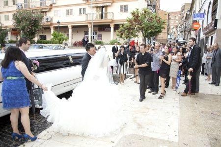 La boda de Amparo y Miguel en Paterna, Valencia 20