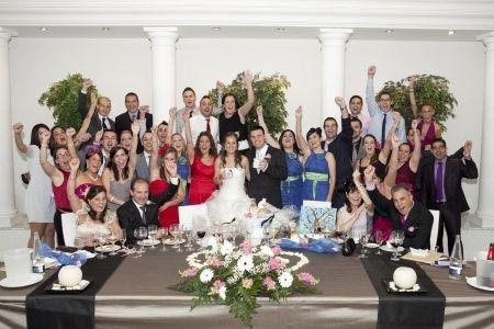 La boda de Amparo y Miguel en Paterna, Valencia 32