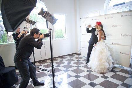 La boda de Amparo y Miguel en Paterna, Valencia 41