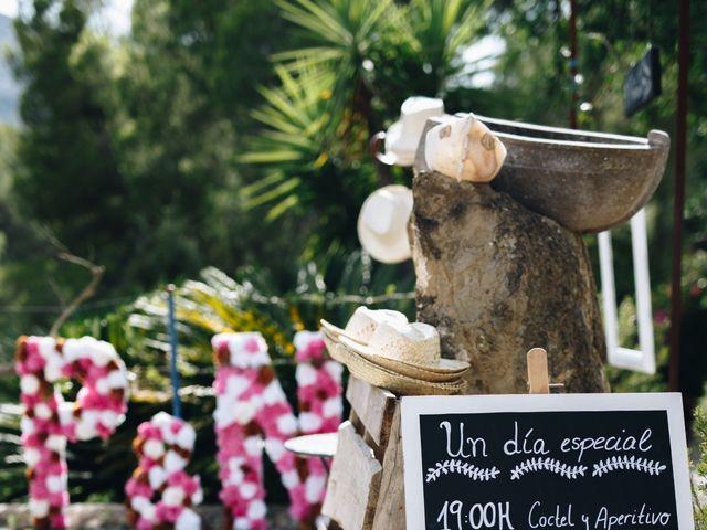 La boda de Pep y Nora en Soller, Islas Baleares 5