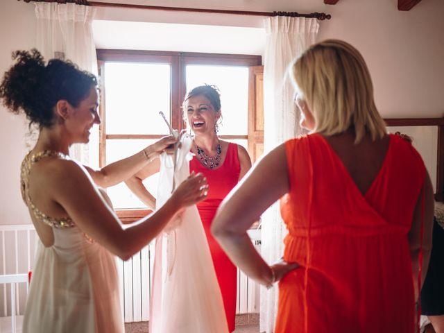 La boda de Pep y Nora en Soller, Islas Baleares 2
