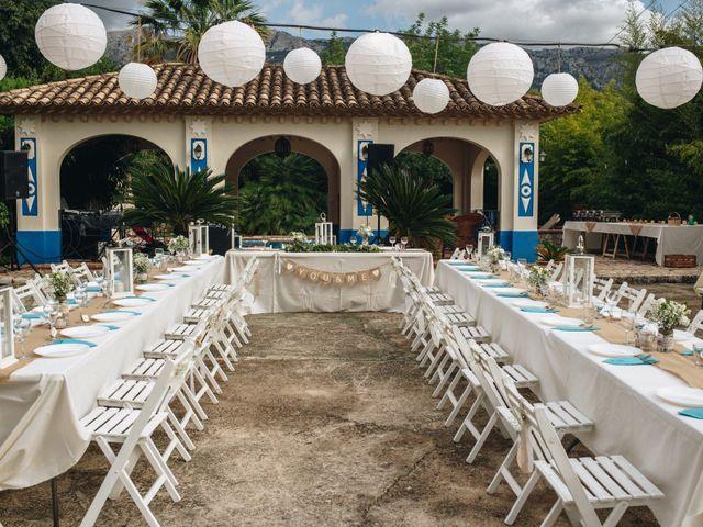La boda de Pep y Nora en Soller, Islas Baleares 13