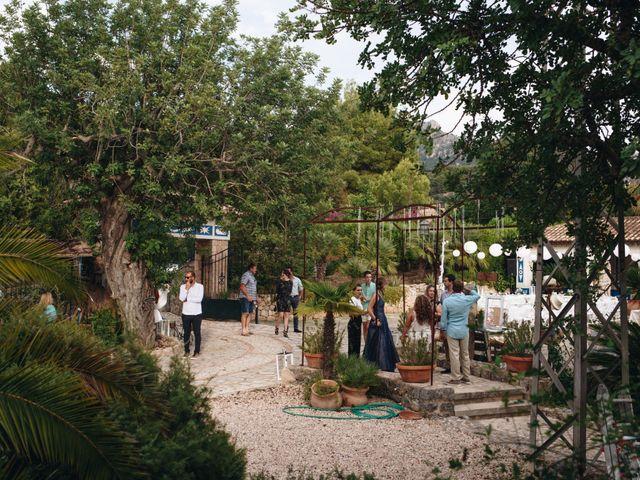 La boda de Pep y Nora en Soller, Islas Baleares 23