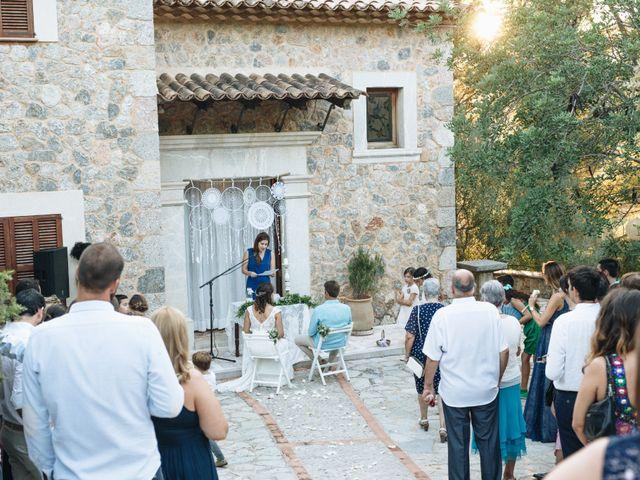 La boda de Pep y Nora en Soller, Islas Baleares 41