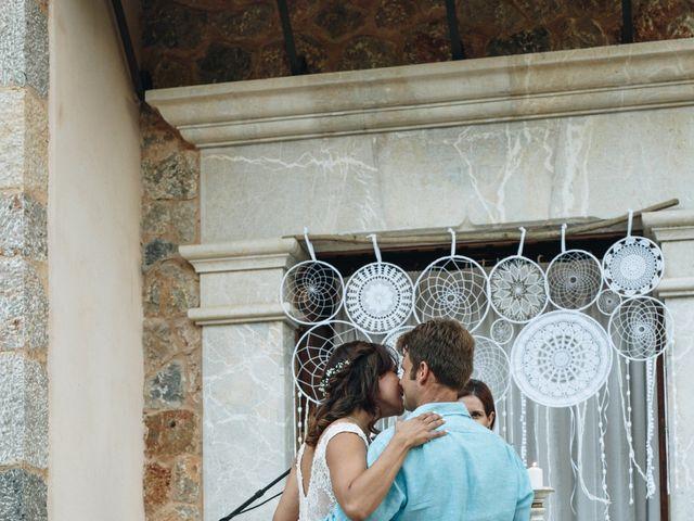La boda de Pep y Nora en Soller, Islas Baleares 44