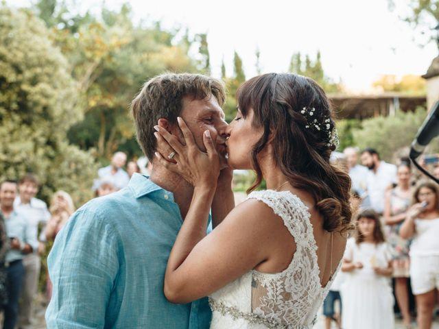 La boda de Nora y Pep