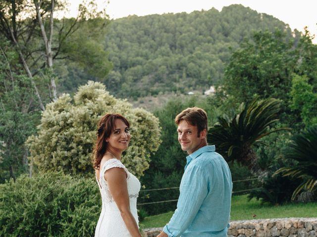 La boda de Pep y Nora en Soller, Islas Baleares 54