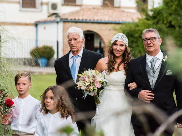 La boda de Álvaro y Irene en Córdoba, Córdoba 25
