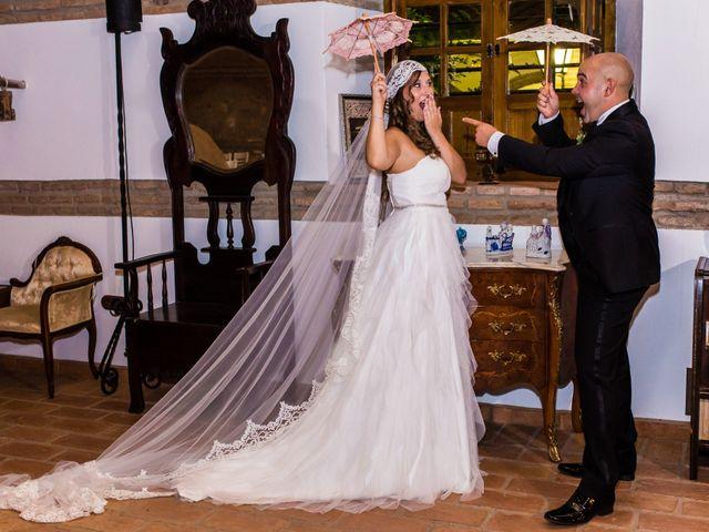La boda de Álvaro y Irene en Córdoba, Córdoba 41