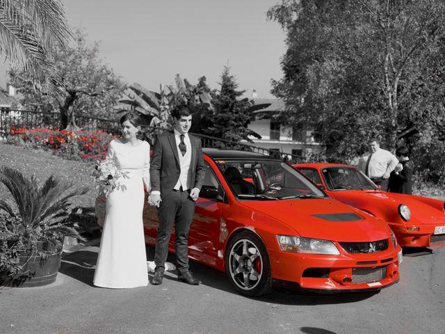 La boda de Iokin y Arantzazu en Azpeitia, Guipúzcoa 3