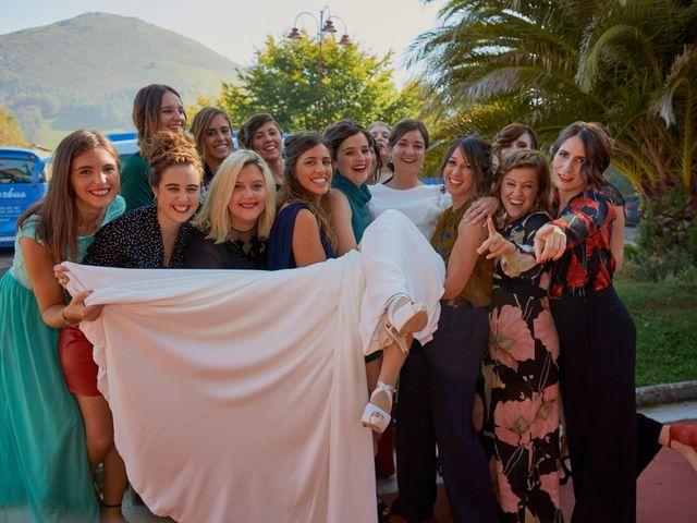 La boda de Iokin y Arantzazu en Azpeitia, Guipúzcoa 4