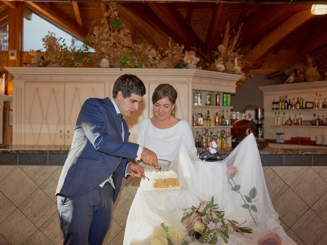 La boda de Iokin y Arantzazu en Azpeitia, Guipúzcoa 9