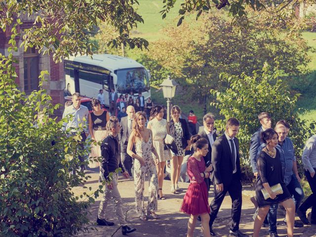 La boda de Iokin y Arantzazu en Azpeitia, Guipúzcoa 11
