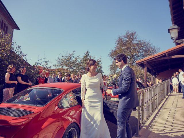 La boda de Iokin y Arantzazu en Azpeitia, Guipúzcoa 14