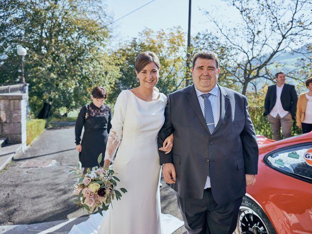 La boda de Iokin y Arantzazu en Azpeitia, Guipúzcoa 15