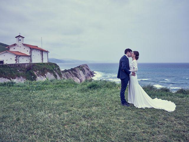 La boda de Iokin y Arantzazu en Azpeitia, Guipúzcoa 18