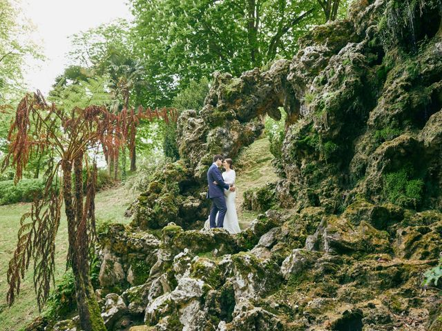 La boda de Iokin y Arantzazu en Azpeitia, Guipúzcoa 21
