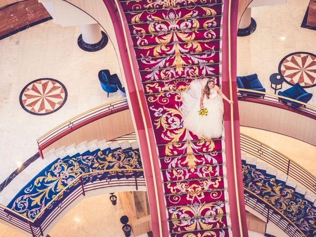 La boda de Sergio y Marian en Miraflores De La Sierra, Madrid 32