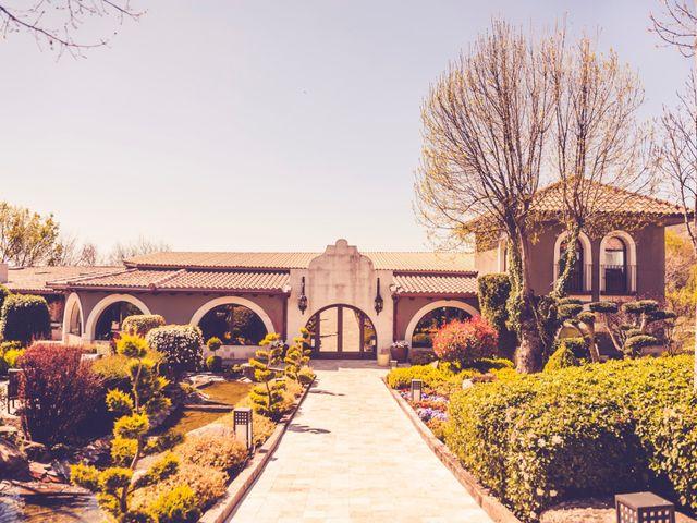 La boda de Sergio y Marian en Miraflores De La Sierra, Madrid 34