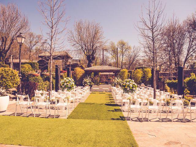 La boda de Sergio y Marian en Miraflores De La Sierra, Madrid 35