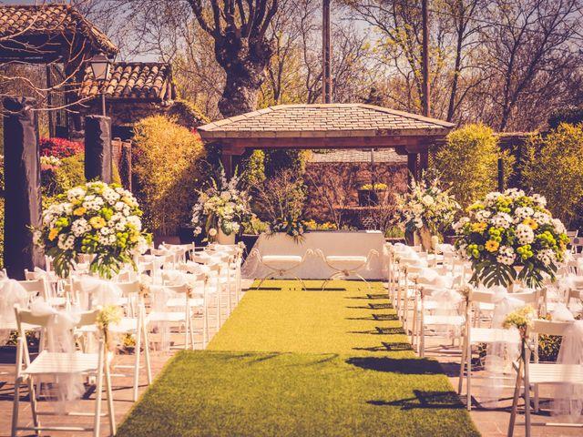 La boda de Sergio y Marian en Miraflores De La Sierra, Madrid 36