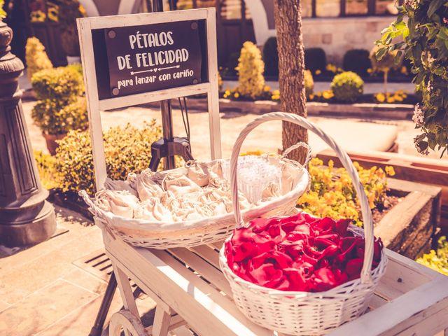 La boda de Sergio y Marian en Miraflores De La Sierra, Madrid 39