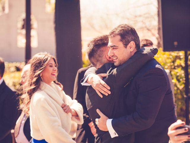 La boda de Sergio y Marian en Miraflores De La Sierra, Madrid 43