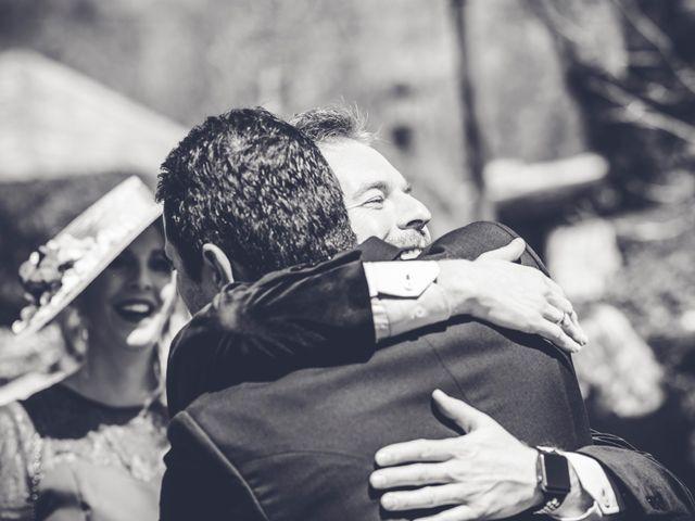La boda de Sergio y Marian en Miraflores De La Sierra, Madrid 45