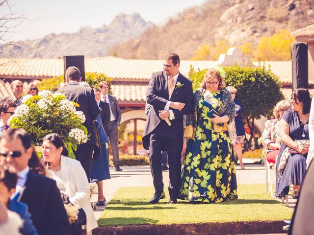 La boda de Sergio y Marian en Miraflores De La Sierra, Madrid 46