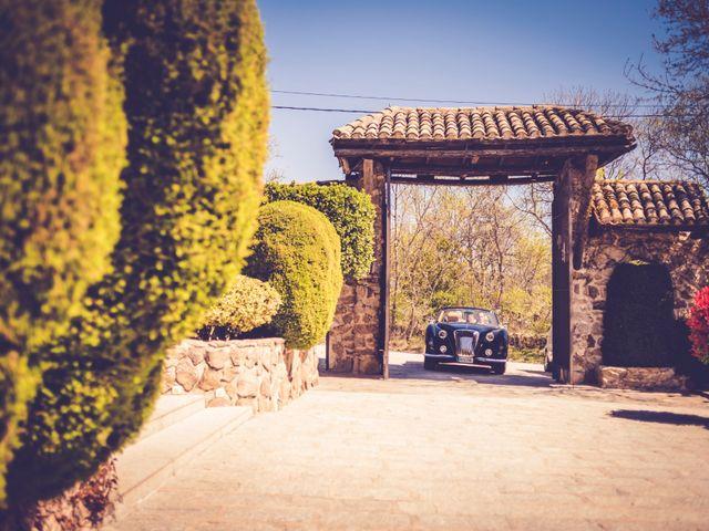 La boda de Sergio y Marian en Miraflores De La Sierra, Madrid 47