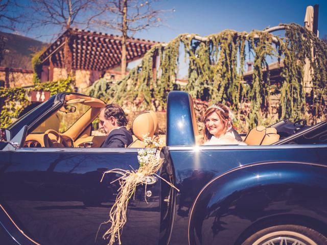 La boda de Sergio y Marian en Miraflores De La Sierra, Madrid 48