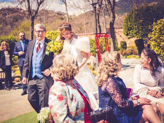 La boda de Sergio y Marian en Miraflores De La Sierra, Madrid 49