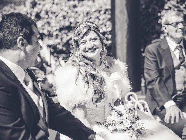 La boda de Sergio y Marian en Miraflores De La Sierra, Madrid 52