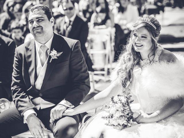 La boda de Sergio y Marian en Miraflores De La Sierra, Madrid 53