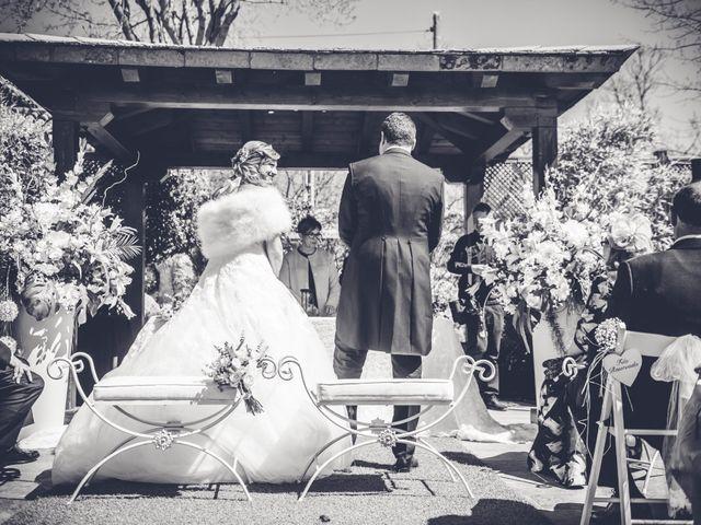 La boda de Sergio y Marian en Miraflores De La Sierra, Madrid 55