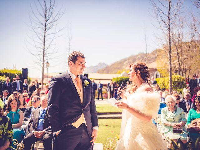 La boda de Sergio y Marian en Miraflores De La Sierra, Madrid 57