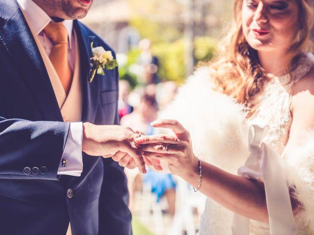 La boda de Sergio y Marian en Miraflores De La Sierra, Madrid 59