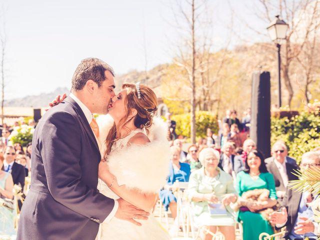 La boda de Sergio y Marian en Miraflores De La Sierra, Madrid 60