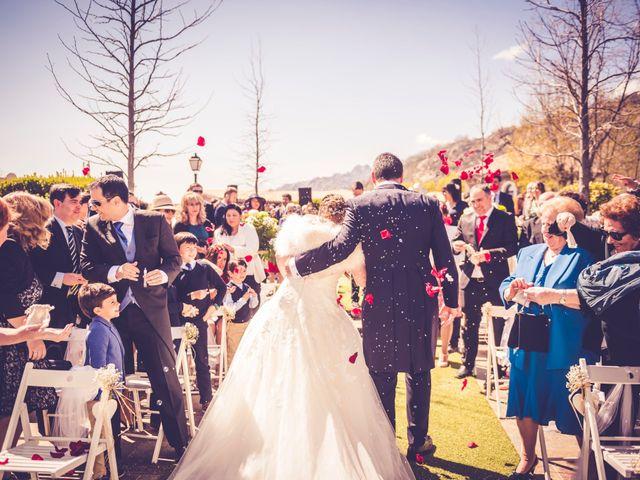 La boda de Sergio y Marian en Miraflores De La Sierra, Madrid 61