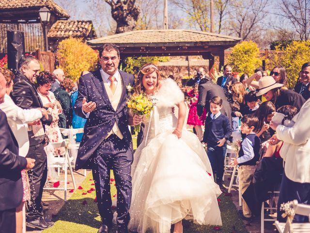 La boda de Sergio y Marian en Miraflores De La Sierra, Madrid 62