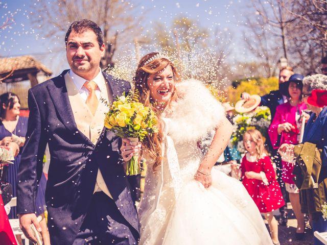 La boda de Sergio y Marian en Miraflores De La Sierra, Madrid 63