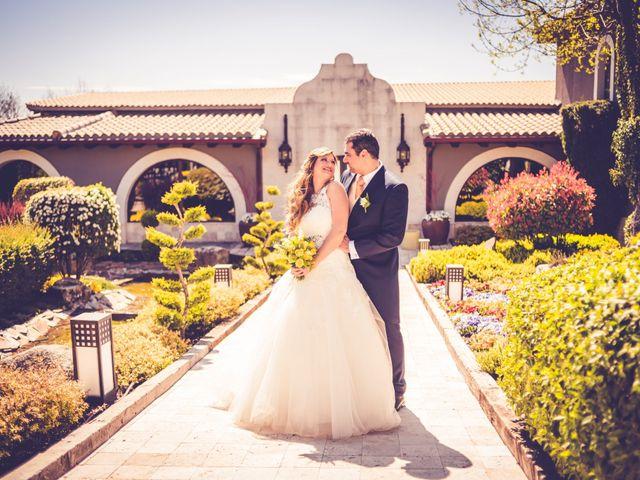 La boda de Sergio y Marian en Miraflores De La Sierra, Madrid 67